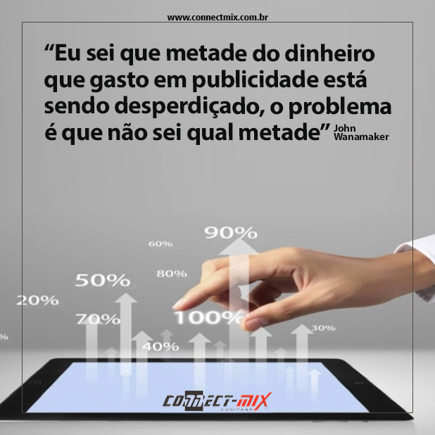 falhas em campanhas publicitárias são monitoradas pela Connectmix