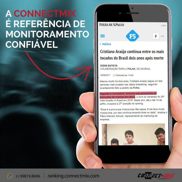 Connectmix Cristiano Araújo