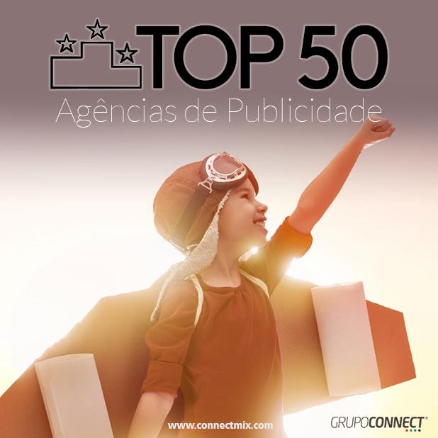 Top 50 agências Connectmix