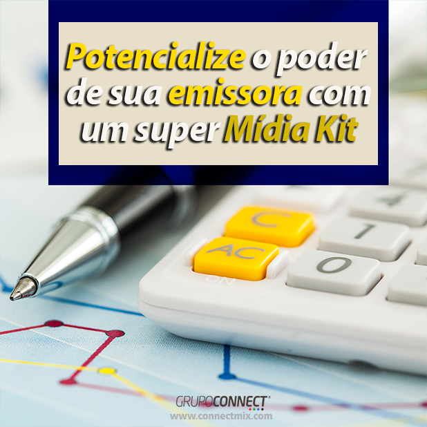 Mídia kit emissoras Connectmix