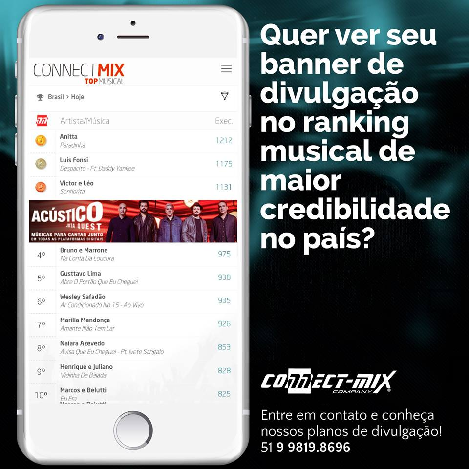 Lançamento Musical Connectmix