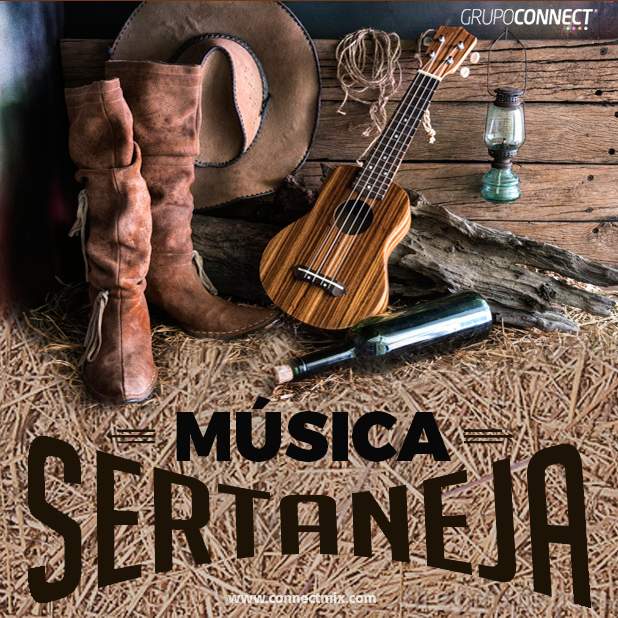 Música sertaneja embala multidões Connectmix