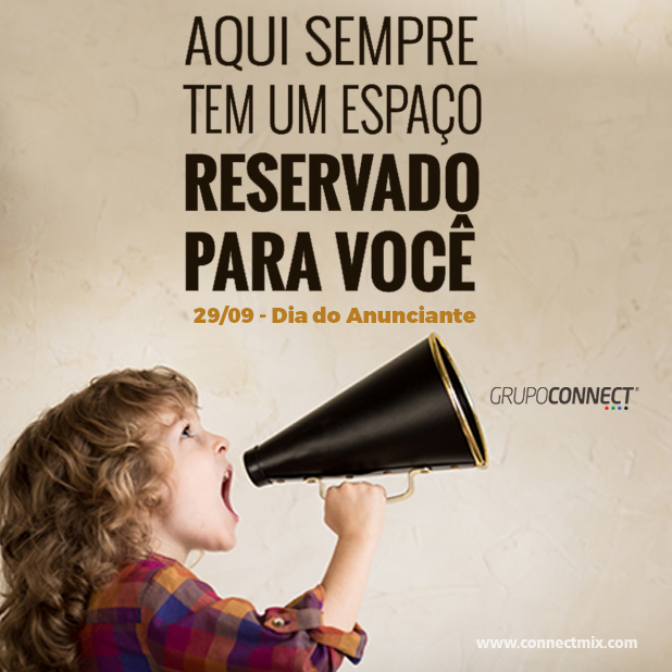 Dia do Anunciante - Anunciantes Connectmix