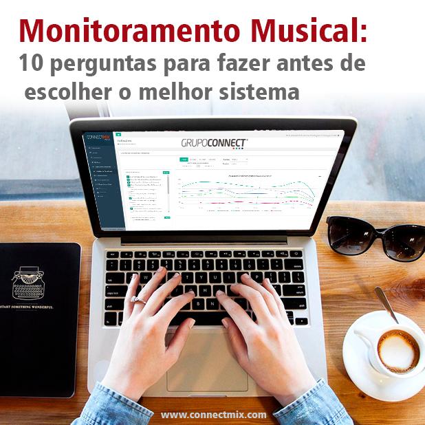 Sistema de Monitoramento Musical Connectmix