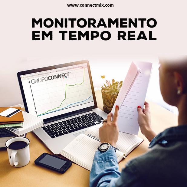 Monitoramento em tempo real
