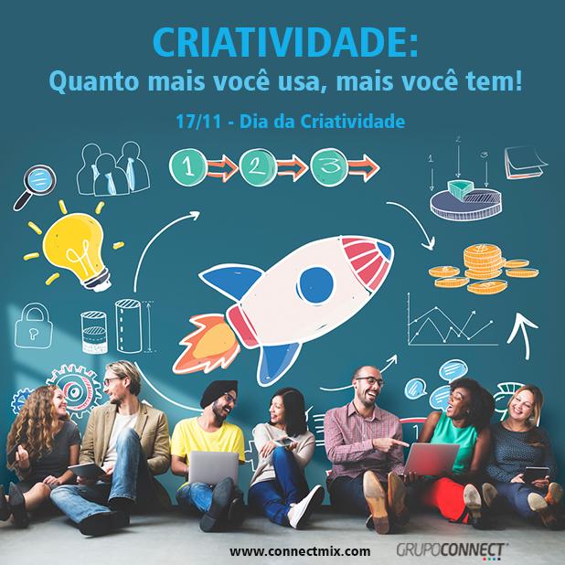 Criatividade agências de publicidade Connectmix