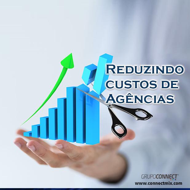 Reduzindo custos em agências de publicidade com a Connectmix