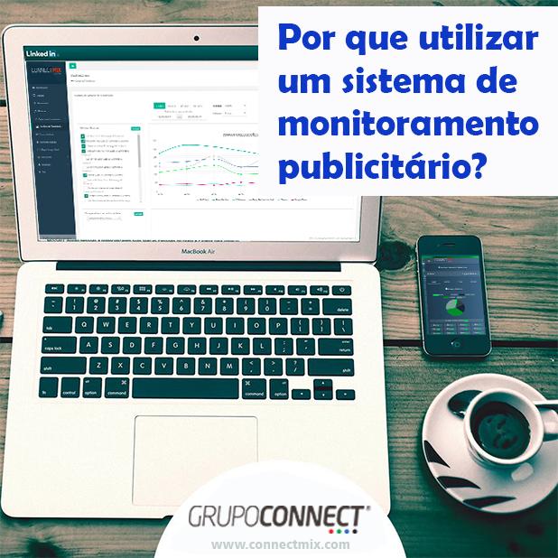 Monitoramento Publicitário Connectmix