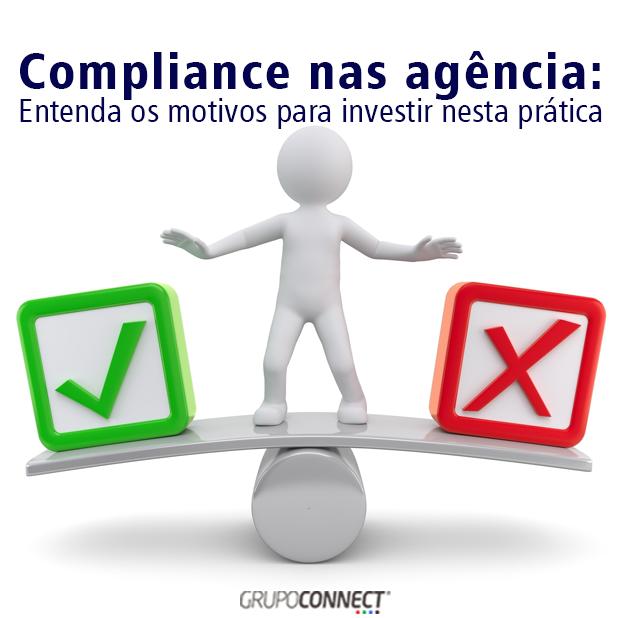 Compliance nas agências de publicidade na visão da Connectmix