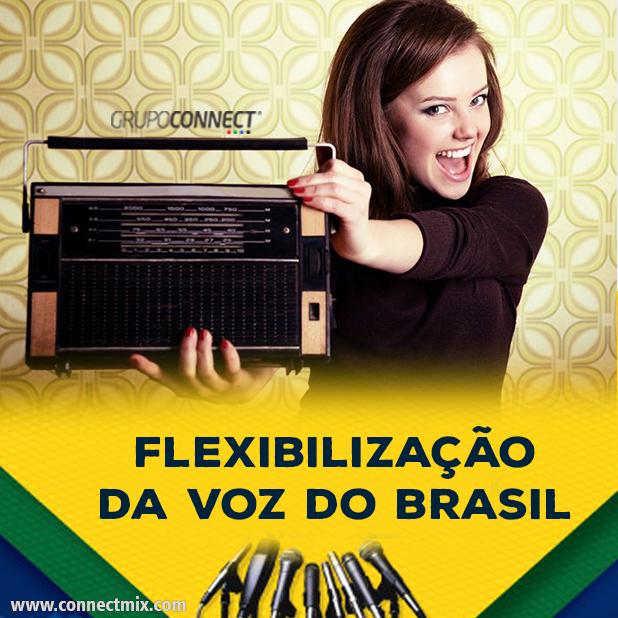 Flexibilização da Voz do Brasil foi aprovada na Câmara