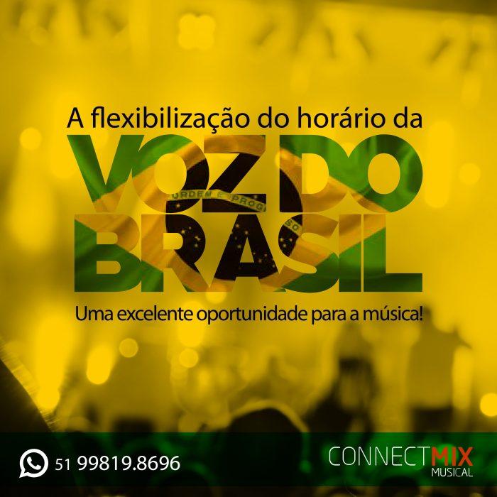 Lei que muda horário para veiculação da Voz do Brasil já está em vigor