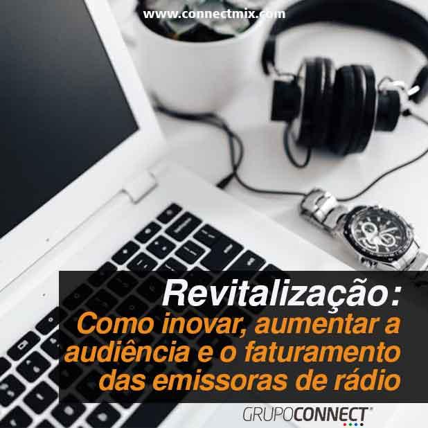 A revitalização do rádio abre novas oportunidades para aumentar audiência e faturamento