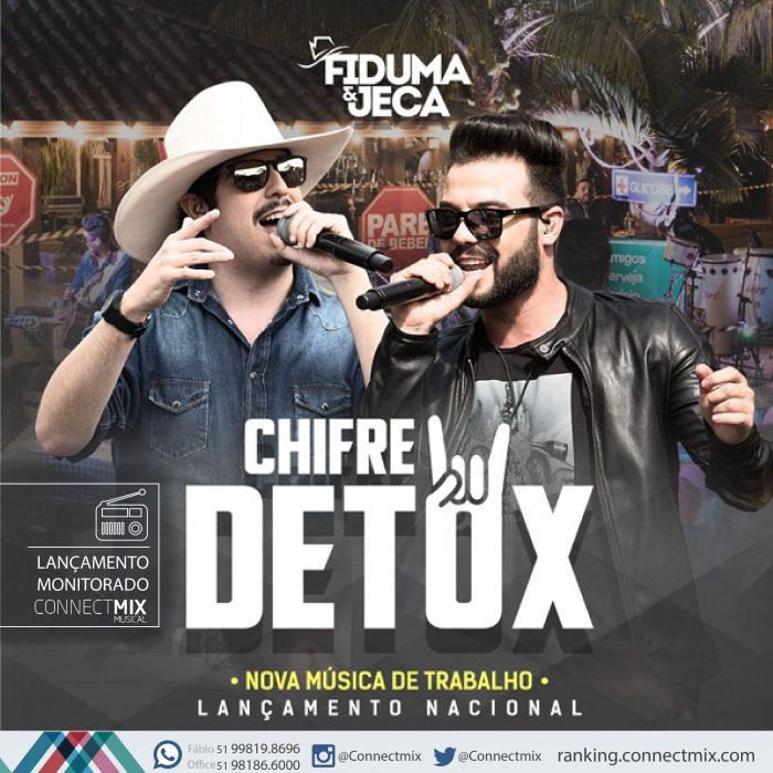 """Fiduma e Jeca lançam """"Chifre Detox"""""""