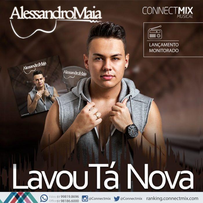 """Lançamento Alessandro Maia """"Lavou tá Nova"""""""