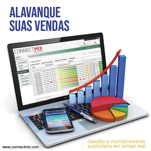 Alavanque suas vendas com monitoramento publicitário da Connectmix