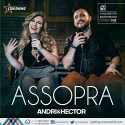 Andri e Hector lançam Assopra