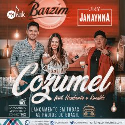 Jannayna lança Cozumel feat Humberto e Ronaldo