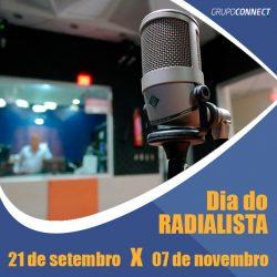 Dia do Radialista - 7 de novembro ou 21 de setembro?