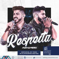 Alex e Leandro lançam sua nova música RESPEITA-Connectmix