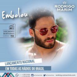 Rodrigo Marim lança sua nova música EMBOLOU