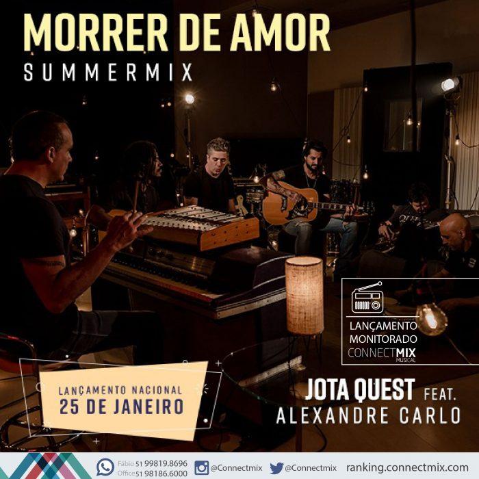 """Lançamento Connectmix """"Morrer de amor"""" Summer mix Janeiro 2019"""