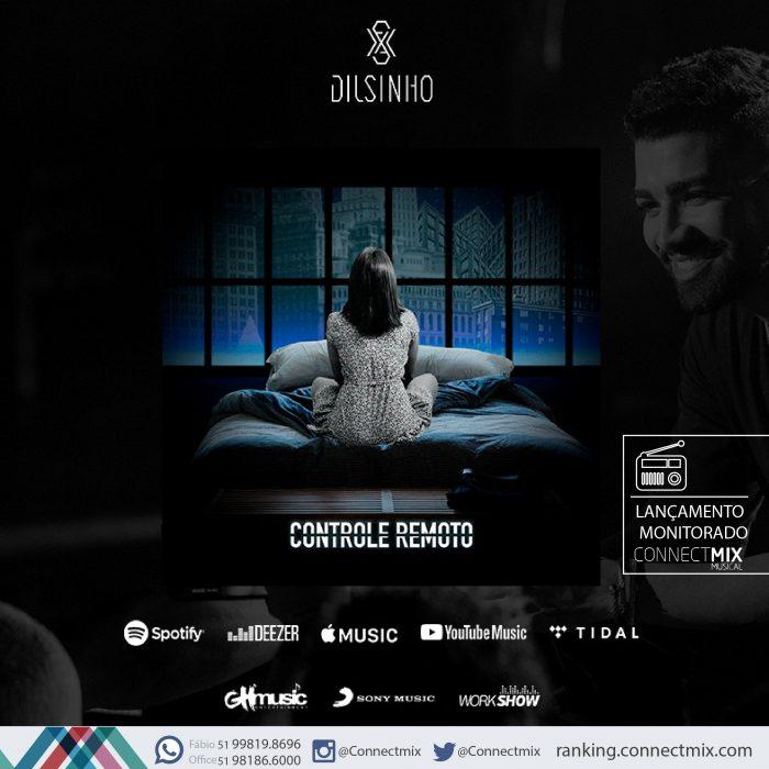"""""""Controle Remoto"""" música com gestão pela Connectmix"""