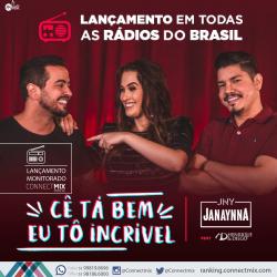 Jannayna lança Cê Tá Bem, Eu Tô Incrível