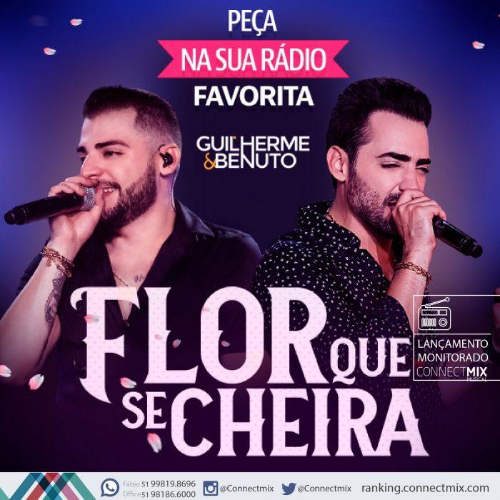 Guilherme e Benuto lançam Flor que se Cheira pela Connectmix