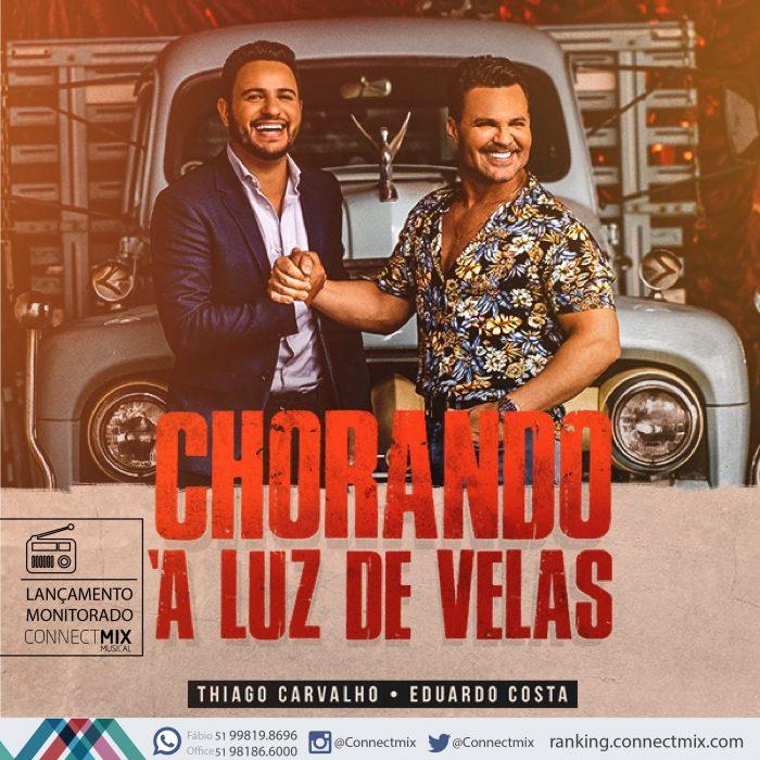 Thiago Carvalho lança a música Chorando a Luz de Velas