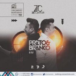 Zé Cantor lança Preto e Branco nas rádios