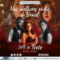 Mica Condé lança Sorte a Tua nas rádios