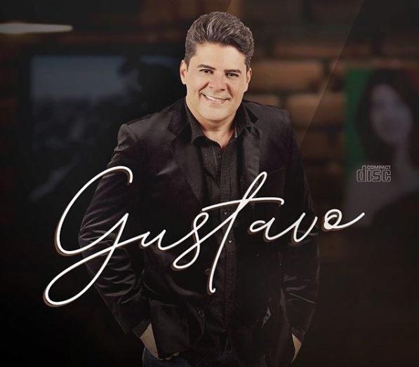 Gustavo Borges apresenta às rádios sua nova música Põe Zezé e Luciano