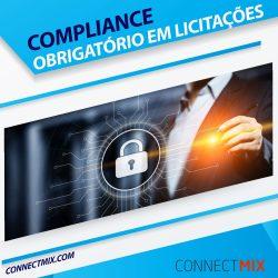 Compliance obrigatório em licitações - por Connectmix