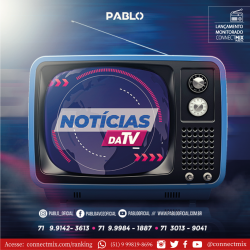 "cantor pablo lanca musica ""noticias da tv"""