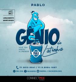 Pablo lança Gênio da Latinha