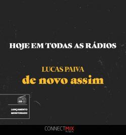 Lucas Paiva - De novo assim